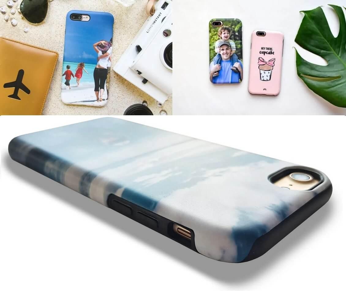 Touch Case omalla painatuksella